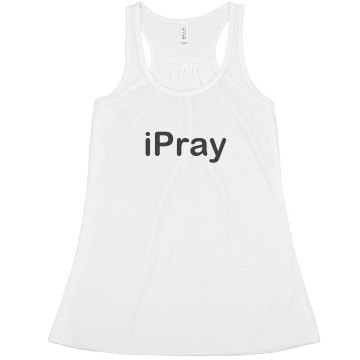 iPray Relaxed Tank Misses Relaxed Fit Anvil Heavyweight Tank Top