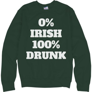Irish Beer Girl Junior Fit Bella 1x1 Rib Cap Sleeve Raglan Tee