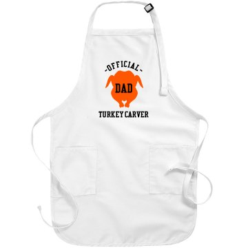Turkey Day Apron Port Authority Adjustable Full Length Apron