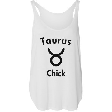 Taurus Chick Junior Fit Bella Sheer Longer Length Scoopneck Tee