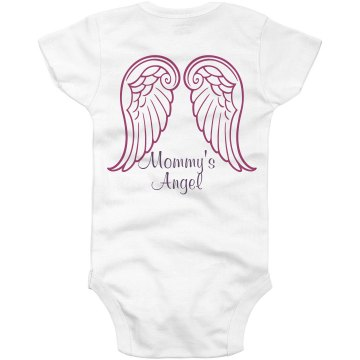 Mommy's Angel Infant Gerber Onesies