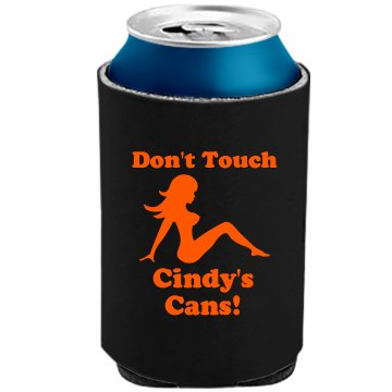 Cindy's Cans The Official KOOZIE Can Kooler