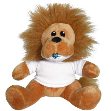 Happy Easter Lion Plush Lion