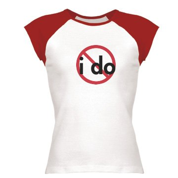 I Don&#x27;t Junior Fit Bella 1x1 Rib Cap Sleeve Raglan Tee