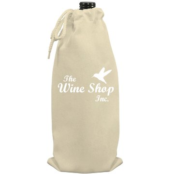 The Wine Shop Business Port Authority Wine Bag