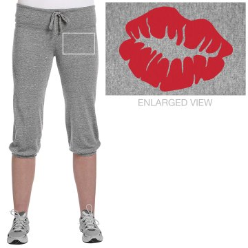 Bobby's Girl Junior Fit Bella French Terry Lounge Pants