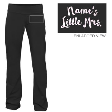 Jays Lil Mrs. Junior Fit Bella Fitness Pants