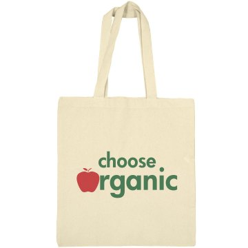 Choose Organic Tote Liberty Bags Canvas Bargain Tote Bag