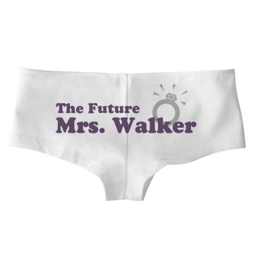 Future Mrs. Walker Bella Hotshort