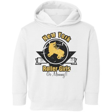 Roller Toddler Hoodie Toddler Rabbit Skins Hooded Sweatshirt