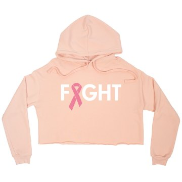 Fight Cancer Misses Relaxed Fit Basic Gildan Ultra Cotton Tee
