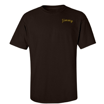 49'ers-SaveOurRight+Name Unisex Port & Company Essential Tee