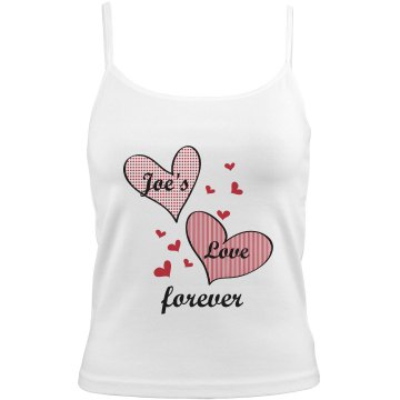 Joe's Love Forever Bella Junior Fit Camisole