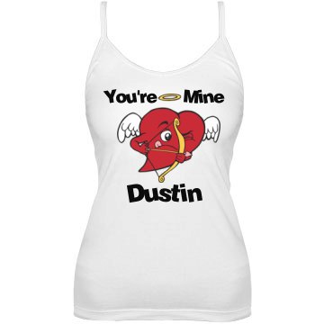 You're Mind Dustin Bella Junior Fit Bra Cami
