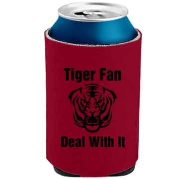 Mascot Sports Fan The Official KOOZIE Can Kooler