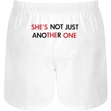 The One Boxers Unisex Robinson Boxer Shorts