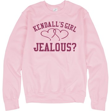 Kendall&#x27;s Girl Unisex Gildan Heavy Blend Sweatshirt