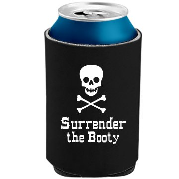 Pirate Can Cooler The Official KOOZIE Can Kooler