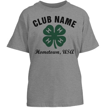 4-H Youth Club Design