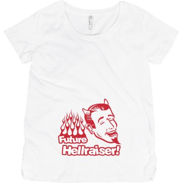 Future Hellraiser Child Maternity LA T Sportswear Tee
