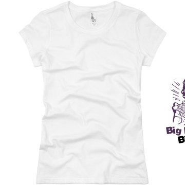 Big Pimpin' Junior Fit Basic Bella Favorite Tee