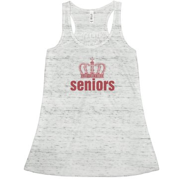 Seniors Boss Junior Fit Bella Crewneck Jersey Tee