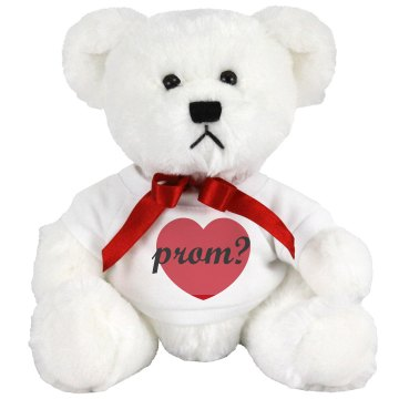 Small Prom Bear Small Plush Teddy Bear