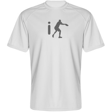 I Disc Golf Dry Fit Paragon Performance Tee