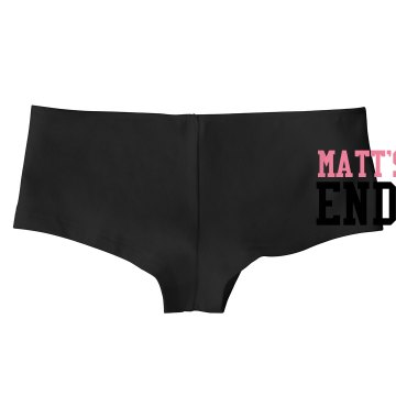Matt&#x27;s End Zone Bella Hotshort