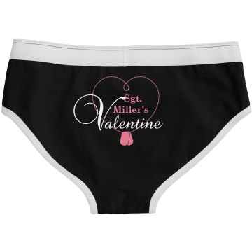 Soldier's Valentine  Bella Logan Boyfriend Brief