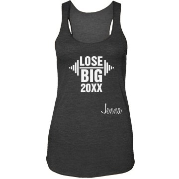 Lose In 2013 Tank Alo Women's Mesh Back Tank Top
