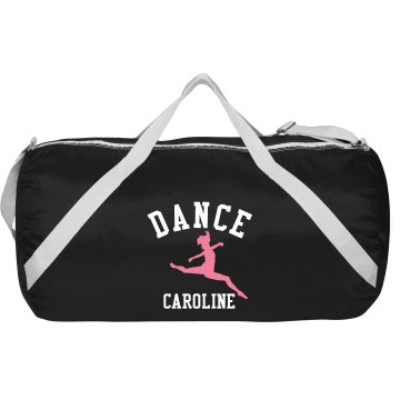 Custom Dance Bag Augusta Sport Roll Bag