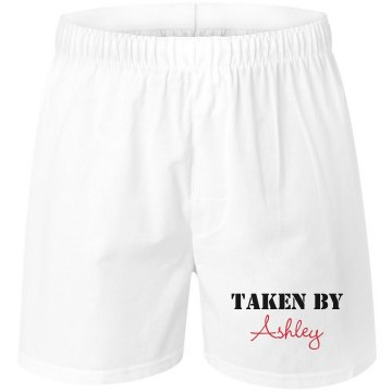 Taken By Ashley Unisex Robinson Boxer Shorts