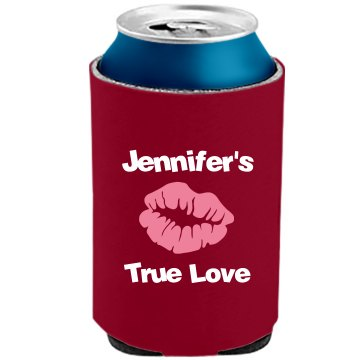 True Love The Official KOOZIE Can Kooler