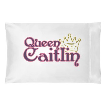 Queen Caitlin Pillowcase