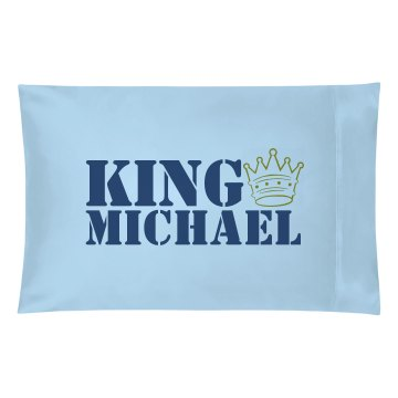 King Michael Pillowcase