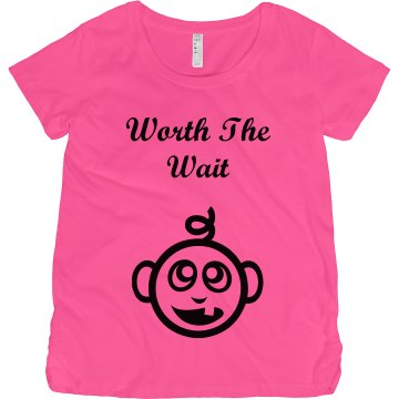Worth the Wait Maternity Maternity LA T Sportswear Tee