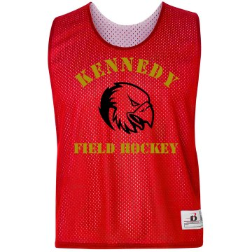 Kennedy Field Hockey Badger Sport Lacrosse Reversible Practice Pinnie