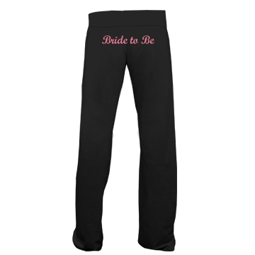 Bachelorette PJ Pants Junior Fit Bella French Terry Lounge Pants