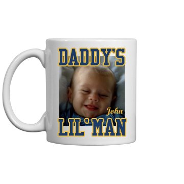 Daddy's Man Upload 11oz Ceramic Coffee Mug