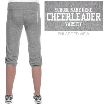 Stallion Cheer Junior Fit Bella French Terry Lounge Pants