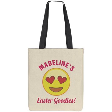 Easter Bag Liberty Bags Cotton Canvas Tote