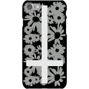 St Peter Cross iPhone Plastic iPhone 5 Case Black