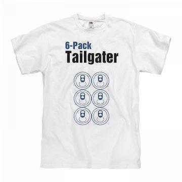 6Pack Tailgater Football