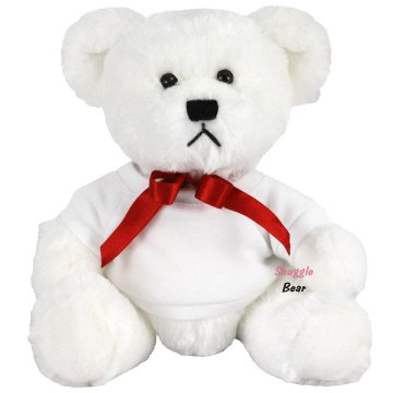 Snuggle Bear Small Plush Teddy Bear