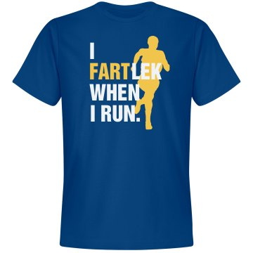 Fartlek Running Unisex Gildan Heavy Cotton Crew Neck Tee