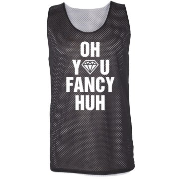 You Fancy Badger Sport Mesh Reversible Tank