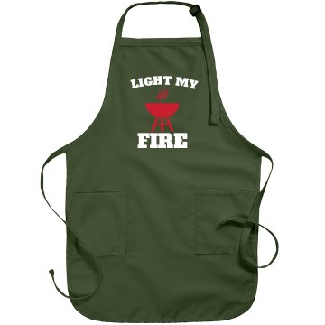 Light My Fire Port Authority Adjustable Full Length Apron