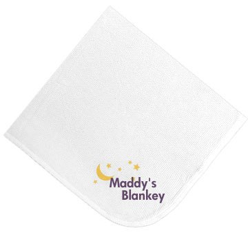 Maddy's Blankey Infant Rabbit Skins Thermal Blanket