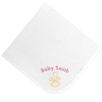 Baby Smith Infant Rabbit Skins Thermal Blanket